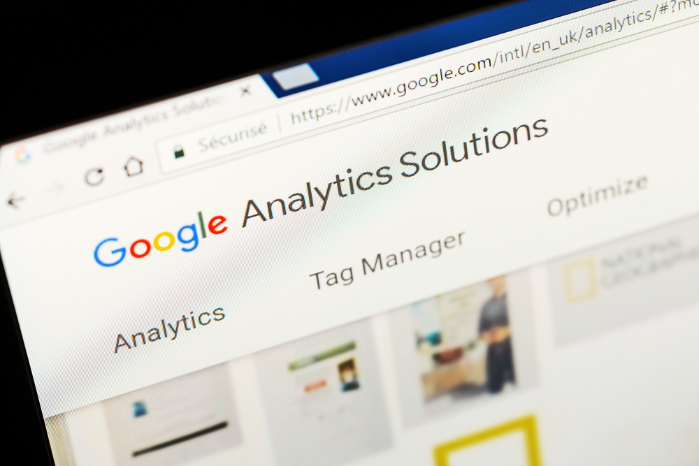 Google Analytics - Work Warriors